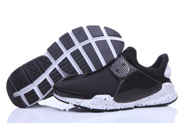 Wholesale Best Art Canvas - Men's & Women's Fragment x Sock Dart Running Shoes 100% Original Mens&Womens Cheap Best Tennis Jogging Shoes Free Shipping