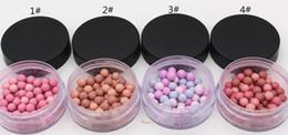 Wholesale Makeup Supply Wholesale - Hot selling makeup powder meteorites perles de poudre revelatrices de lumiede waterproof face foundation powder supply