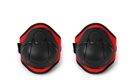 Wholesale Hot Rollers Set - NEW Hot 7pcs set Skating Protective Gear Sets Helmet Elbow pads Bicycle Skateboard Ice Skating Roller Knee Protector For Kids