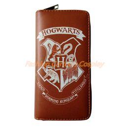 Wholesale Credit Cards Money - Harry Potter Wallet Map Wallets Men Women Money bag pocket Women Card Holder carteira mltifunction 002