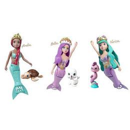 Ücretsiz kargo Yeni Elektrikli Sıcak Mermaid Sihirli Mermaid Elektrikli Balık Sihirli Büyülü Mermaid nereden