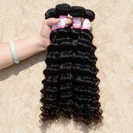На продажу 50% перуанский глубокая волна волос 7а перуанский Девы волос Remy наращивание волос необработанный девственница перуанских волос глубокая волна перуанский соткет от Поставщики первианский переплет