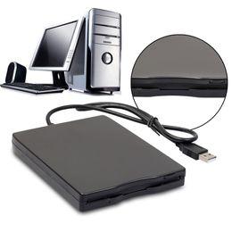 "Wholesale floppy disk usb - Wholesale- 100set lot 1.44Mb 500 Kbits 3.5"" USB External Portable Floppy Disk Drive Diskette drive FDD For Laptop pc notebook"