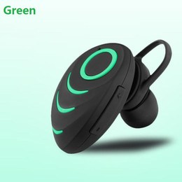 Wholesale Syllable Wireless Bluetooth Headphones - 1pc wireless headphones bluetooth headphones Invisible Headphone Mini bluedio Headset syllable with Answer and Calling for Smart Cell Phone