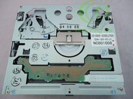 Argentina Envío gratis a estrenar Fujitsu diez solo disco cargador de mecanismo de CD DA-30-01J unidad para el coche de Toyota CD sintonizador de radio sistemas de sonido Suministro