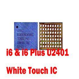 iphone touch ic Rabatt Ursprüngliches Paket neue U2401 Weiß Touch Digitizer IC BCM5976C1KUB6 Chip für iPhone 6 iPhone 6 Plus +