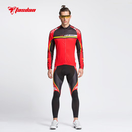 Wholesale Quick Shop - Tasdan 2016 New Cycling Wear Men Cycling Clothing Men Suit Sportwear Winter Road Bike Racing Clothing Set Shopping Online