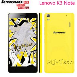 "Wholesale Dual Core Lenovo - Free Aliexress Lenovo k500 MTK6752 Octa Core 1.7GHz Android 5.0 5.5"" FHD 1920*1080P 13MP FDD LTE 4G Smart Phone"