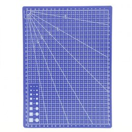 Wholesale Wholesale Cut Sew - 30*22cm Blue Professional Durable Non-Slip PVC Cutting Mat - Great for Scrapbooking, Quilting, Sewing and all Arts & Crafts Projects