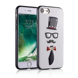 Wholesale note cartoon covers - 3D Cartoon TPU Cute Phone CaseBack Cover For iphone 8 7 6 6S Plus Samsung Galaxy S9 Plus Note 8 S7 edge OPPBag