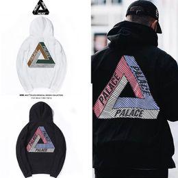 Wholesale Black Velvet Long Coat - dongguan 2018 Autumn Winter Hoodie Palace Printing Plus Velvet Hats Men and Women Lovers Clothing Wweater Coats Hoodies and Sweatshirts