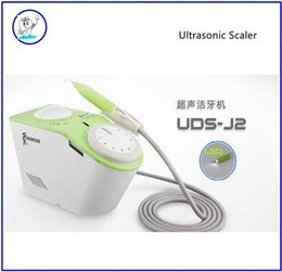 Wholesale Woodpecker Ultrasonic Piezo Scaler - Dental Equipment Woodpecker UDS-J2 LED Light Dental Piezo Ultrasonic Scaler 110V  220V In Stock