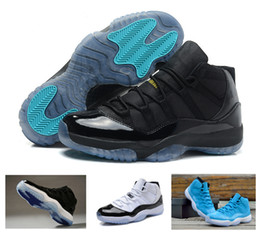 Wholesale Black Star Ball - Basketball shoes air retro 11 XI Citrus 72-10 white Olympic Concord Gamma Blue Varsity Red Navy Gum basket Ball Black Red sneakers