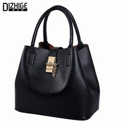Wholesale Three Mobile Cell Phones - Wholesale-Famous Brand 2016 Fashion Candy Color Women Bags Mobile Messenger Ladies Handbag PU Leather High Quality General Picture Package