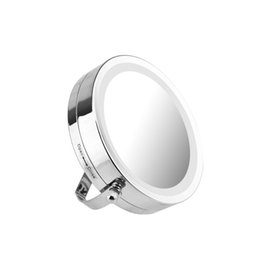 Wholesale Led Makeup Mirror Magnifying - Bathroom Mirror Light Led Wall Light Mirror Makeup Metal LED Mirror Magnifying