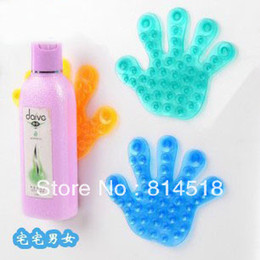 Wholesale Suction Cup Sticker - 10pcs lot Lavatory Toiletries holder vacuum suction cup wall sucker bathroom sticker free shipping