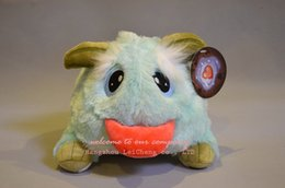 Wholesale Soft Quality Doll - Wholesale-LOL Poro plush doll 25cm * SUPER CUTE & SOFT * GREAT QUALITY Official Limited Edition