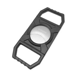 Wholesale Cigar Tube Cutter - Cheap Product but with good qulity Black Color Plastic Cigar Cutter Cigar Scissors Knife Cigar Accessories Smoking Accessories tube pipe