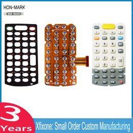 Wholesale Keypad Reader - Wholesale- HON-MARK 38Keys Keyswitch Keypad Overlay Keypad For Motorola Symbol MC3090 MC3070 MC3000 Bar code scanner Reader