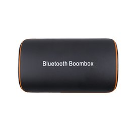 Wholesale Home Stereo Speaker System - Wholesale- B2 Wireless Stereo Bluetooth 4.1 + EDR Receiver Audio Music Box RCA for Speaker Car AUX Home Audio System Devices