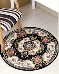 Wholesale Persian Rugs Carpets - Yoga Mat Pastoral Carpets For Living Room Area Rugs And Carpets Soft Floor Mat For Bedroom Children Play Mat prayer carpet