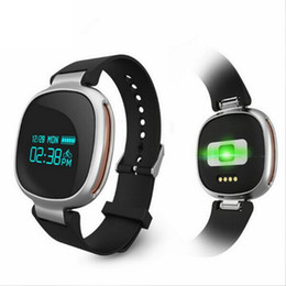 Wholesale Lenovo Smartest Phone - E08 smart watches phone pedometer bluetooth smart watch for android phones Samsung Huawei Lenovo Xiaomi and IOS iphone Swimming Mode