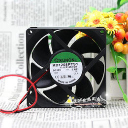 Wholesale Cabinet Computer - SUNON KD1208PTS1 2.6W 8CM 8025 80*80*25MM 12V two wire cabinet power dissipation fan