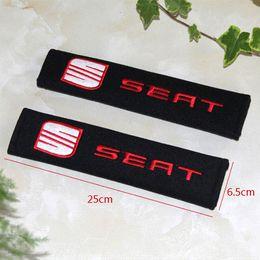 Wholesale Film Belt - Excellent car sticker all cotton for Seat Leon Ibiza Altea Belt Racing Seat accessories car-styling wholesale