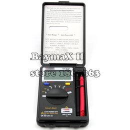 Wholesale Victor Vc921 Pocket Digital Multimeter - Wholesale-VICTOR Mini VC921 DMM Integrated Handheld Pocket Digital AC DC Voltage,Ohmmeter, Capacitance,Frequency Multimeter