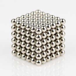 Wholesale magnet balls 5mm - 5mm Magic Magnetic Ball 216pcs Neodymium sphere magnets with box Neodymium Magnet Composite and Industrial Magnet Application ball magnet