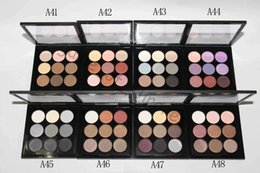Canada HOT New Makeup EyeShadow Palette 9 couleurs Eye Shadow 0.8g Livraison gratuite Offre
