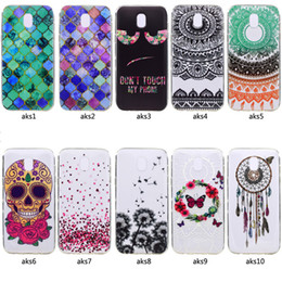 Wholesale Beautiful Shells - Beautiful Ultrathin Transparent Case For Samsung Galaxy Note 8 J330 J530 J730 Cover Soft TPU Shockproof Cover Case Silicone Phone shell