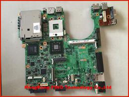 Wholesale Motherboard Hp Elitebook - laptop motherboard for hp elitebook 8530W 8530P system board 500907-001 48.4V801.031 PM45 DDR2 with graphics slot