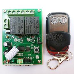 2 переключатель EV1527 энкодер брелок 2 способа реле приемник контроллер 433.92 МГц DC12V от Поставщики аудио vcd