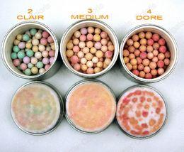Wholesale Pearls Long - Makeup Meteorites Face Blush Perles De Poudre Pearls Light Shimmer Blush Have 3 Different Colors 25g
