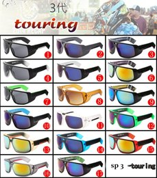 Wholesale Glass Block Frames Wholesale - KEN BLOCK HELM Cycling Sports Outdoor Sunglasses for men Unisex Glasses Women Men Sunglasses The Touring Sunglasses Reflective Lenses 10 pcs