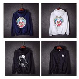 Wholesale Crew Neck Funny Sweatshirts - RIPNDIP hoodie men Harajuku funny cat in pocket sweatshirts rip n dip tracksuit streetwear middle finger ripped jackets
