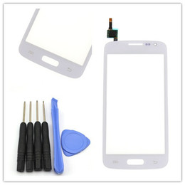 Wholesale Touch Screen Win - Black or White Touch Screen Digitizer Panel For Samsung Galaxy Win Pro Galaxy S3 Slim G3812 G3819D G3818 G3815 Free Shipping