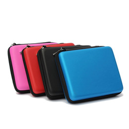 Wholesale Hard Carry Case Cover Bag - New Arrival Best Price Hard EVA Protective Storage Zip Case Cover Bag Holder + Carry Handle For Nintendo 2DS