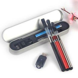 Wholesale Thick Electronic Cigarette - BUD Touch Pen Starter Kit with 280mAh O Pen bud Battery Electronic Cigarette CE3 Tank Thick Oil Bud Cartridge Atomizer vape kit