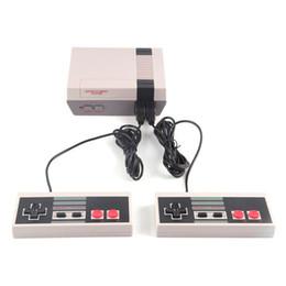 Новое прибытие NES игровые консоли 620 500 классические игры мини-ТВ видеоигры ручной ретро-плеер NES для PAL NTSC с розничной коробке