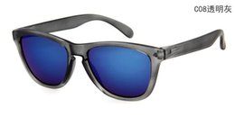 Wholesale Hot Frog - 5pcs Hot sale sports sunglasses for women men Frog outdoor bike riding sun glasses skin wholesale brand designer 555 multi colors
