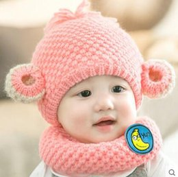 Wholesale Model Cotton - 2017 new model shipping free good quality cotton hats caps for boy girls