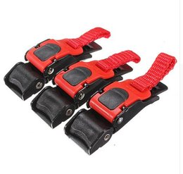 Wholesale Motorcycle Quick Release Helmet Strap - New 3pcs Quick Release Buckle Motorcyle Bike ATV Helmet Chin Strap Speed Clip Motorcycle Accessories Motorcycles
