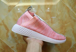 Wholesale Naked Original - Originals Naked x Kith x Brand Consortium NMD CS2 Primeknit Best Women Men Running Shoes Sneakers Nmds Runner City Sock Sport Shoes