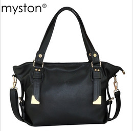 Wholesale Europe Style Handbag - 2016 new style leather women handbags fashion trends in Europe and the trend pack hand the bill of lading shoulder bag