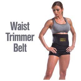 Wholesale Belly Belt For Men - Wholesale- NEW Shapers For Men Women Slimming Body Building Fitness Workout Shaper Waist Belly Belt Girdles Shapwear Cincher