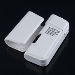 Wholesale Cheap Emergency Usb Battery Charger - New Portable AA Battery Emergency USB Charger For Phone White Brand New Hot Selling Cheap battery charger multi