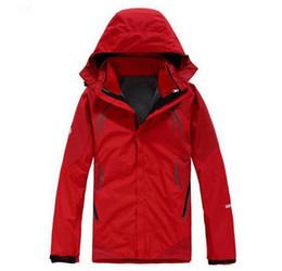 Wholesale Men Snow Coats - Outdoor Skiing Winter Waterproof Skiing Snowboard Jacket Men Softshell Fleece Lining 2-Layer Warm Ski Snow Jacket Coat