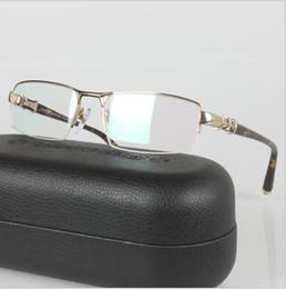 aab34df51e High - grade fashion retro metal Eyeglasses frame glasses male and female  tide bracket BONE POLISHR